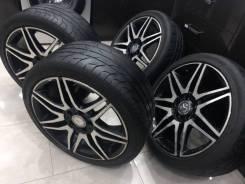Продаю Диски R18 разноширокие AMG оригинал Б/У с резиной на Mercedes