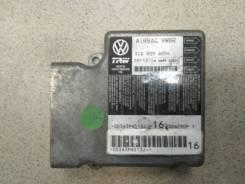 Блок управления AIR BAG VW Passat [B6] (2005-2010)/LEON (1P1) (2005>)