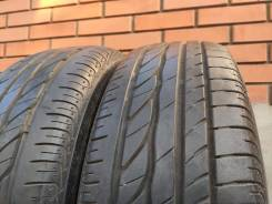 Bridgestone Turanza ER300. летние, б/у, износ 5%
