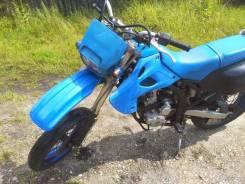 Kawasaki KLX250 D-Tracker, 2003