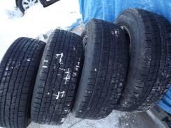 Goodyear Ice Navi SUV. зимние, без шипов, 2014 год, б/у, износ 20%