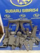 Пластик салона на Subaru Forester SG5 рестайл