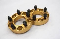 Проставки колесные 5х114.3 +25mm 1.5