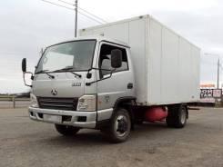 Baw. Термобудка фургон BAW, 4x2