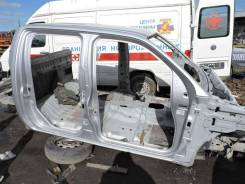 Кузовной комплект Nissan Navara / Frontier 3 (D40) 2004-2015г