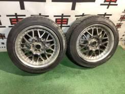 "Пара колес Work VS-Edition R17 Achilles ATR Sport. 8.5x17"" 4x114.30, 5x114.30"