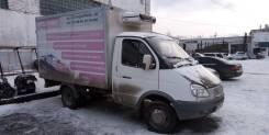ГАЗ ГАЗель. Газель Рефка 2007 год, 2 400куб. см., 1 500кг., 4x2