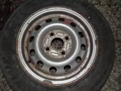 "Диск с резиной штампованный Chevrolet Lacetti. 5.5x14"" 10x114.30 ET40 ЦО 56,0мм."