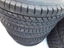 Bridgestone Blizzak VL1. зимние, 2016 год, б/у, износ до 5%