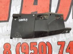 Пыльник заднего бампера левый Toyota Rav 4 2012
