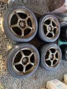 "RAYS Volk Racing. 7.5/8.5x17"", 5x114.30, ET30/40, ЦО 73,0мм."