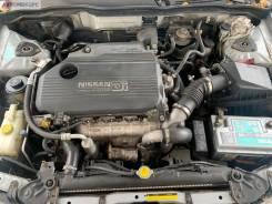 Двигатель Nissan Almera N16 2000, 2.2л, дизель, турбо, мкпп (YD22DDT)