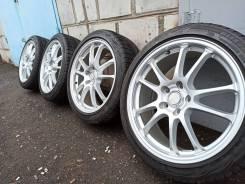 "Bridgestone Eco Forme. 7.5x18"", 5x114.30, ET53, ЦО 73,1мм."