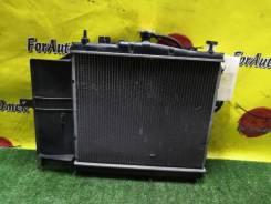 Радиатор ДВС Nissan Cube AK12 CR12-DE