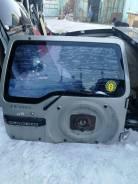 Дверь багажника. Mitsubishi Pajero Mini