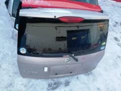 Дверь багажника, Nissan NOTE, E11