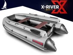 X-River Agent 340. 2020 год, длина 3,40м., двигатель подвесной, 15,00л.с., бензин