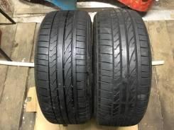 Bridgestone Potenza RE050A. летние, 2009 год, б/у, износ 30%