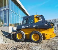 John Deere 320G, 2018