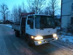 Toyota Dyna. Продам грузовик с манипулятором, 5 000куб. см., 3 500кг., 4x2