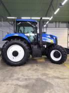 New Holland. Трактор T8040