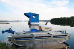 Многофункциональная машина -амфибия Truxor DM 5000