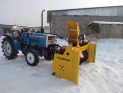 Снегоотбрасыватель для мини-трактора