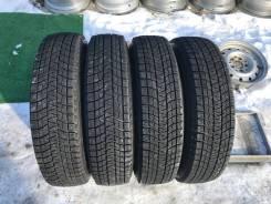 Bridgestone Blizzak DM-V1. зимние, 2012 год, б/у, износ до 5%