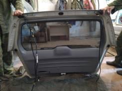 Крышка багажника. Subaru Forester, SG, SG5
