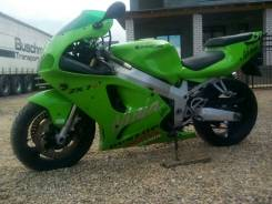 Kawasaki Ninja 750R. 750куб. см., исправен, птс, без пробега
