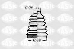 Пыльник ШРУСа (установ. комплект) RENAULT R19 /Chamade R21 /Nevada R25 Clio II Espace J63/S63 JE