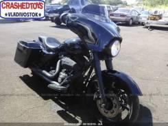 Harley-Davidson Street Glide FLHX 24940, 2010
