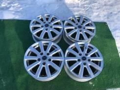 Комплект литых дисков R15 Bridgestone Toprun
