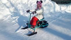 МИНИ-снегоход, 2020