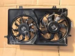 Вентилятор радиатора с кндиционером хэлла приора ВАЗ- 2170