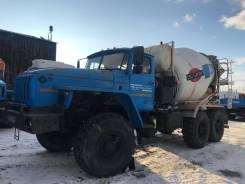 Урал 4320. Автобетоносместитель АБС 5 куб миксер бетоносмеситель