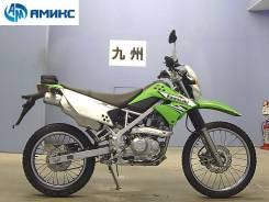 Мотоцикл Kawasaki KLX 125 на заказ из Японии без пробега по РФ, 2011