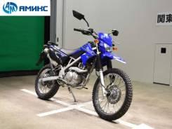 Мотоцикл Kawasaki KLX 125 на заказ из Японии без пробега по РФ, 2010