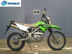 Мотоцикл Kawasaki KLX 125 на заказ из Японии без пробега по РФ, 2015
