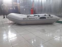 Продам ПВХ Лодку Silverado 27F