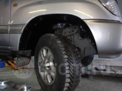 Подкрылки передние Toyota Land Cruiser 100/105 Lexus LX470 увеличенные