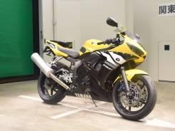 Yamaha YZF-R6, 2002