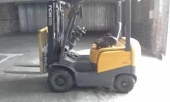 TCM. Вилочный погрузчик ТСМ, Япония 2011 гогд, 1 600кг., Дизельный