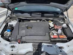 Двигатель Jaguar X-Type 2007, 2.2 л дизель турбо мкпп (QJBA, BG)