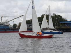 Продам парусная лодку Argie15. Длина 4,70м., 2017 год