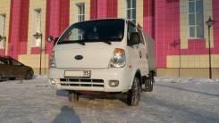 Kia Bongo III. Продается , 4WD, 2011г, двухкабинник, 2 900куб. см., 1 000кг., 4x4