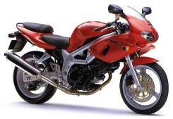 В разбор на запчасти Suzuki sv400