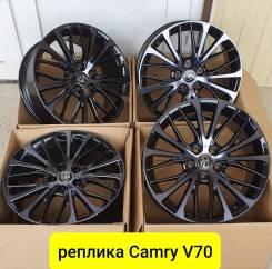 New! R18 Toyota Camry V70, темный лак, реплика