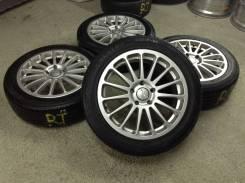Rays Sesto Turismo + лето Dunlop Le Mans 205/55 R17 б/п по РФ