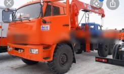Услуги тягача 6х6 с манипулятором в Могоча
